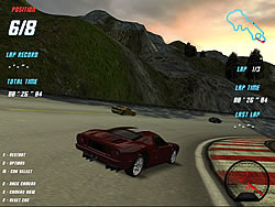 juego X Speed Race