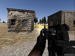 Permainan War Game First Person Shooter