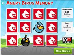 Gioca gratuitamente a Angry Birds Memory Game