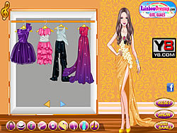เล่นเกมฟรี Oscar Party Dresses