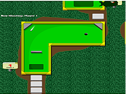 Miniputt game