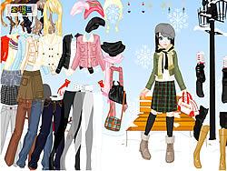 Gioca gratuitamente a Winter Snow Angel