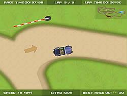 Gioca gratuitamente a Land Rider