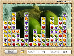 Permainan Fruit Blocks