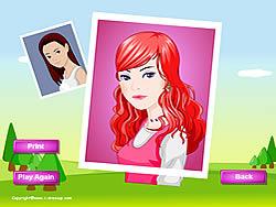 Gioca gratuitamente a Girl Makeover 8