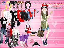 Mall Girl game