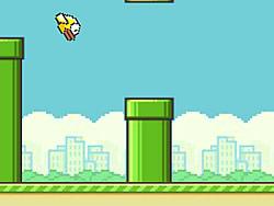 Gioca gratuitamente a Flappy Bird Flash
