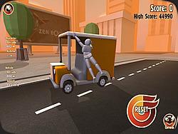 Turbo Dismount game