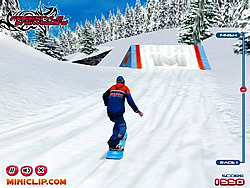 Maglaro ng libreng laro Freestyle Snowboard
