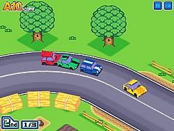 Turbo Drifters spel