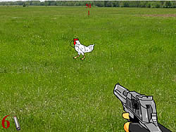 Permainan Cock Shooter