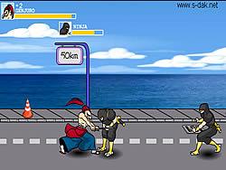 Gioca gratuitamente a Genjuro Fight