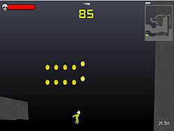 Crazy Flasher X Running game