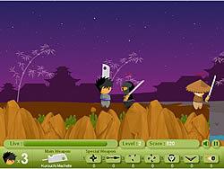 Gioca gratuitamente a Ninja Quest