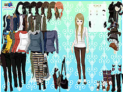 Baroque Dressup 2 game