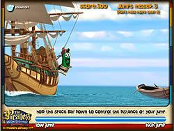 VeggieTales Jump Ship game