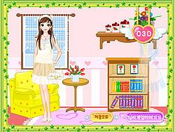 Romantic Dinner Dressup game