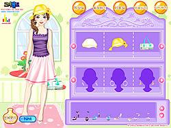Dress Wardrobe game