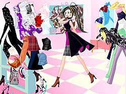 Celia's Fashion Mode game