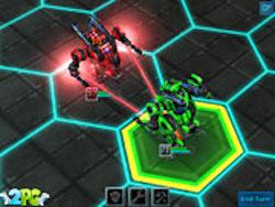 juego Robomon Arena