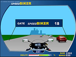 Permainan Speed Biker