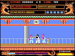 Kung Fu Remix game