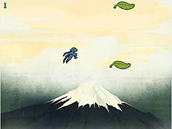 Gioca gratuitamente a Wishful Leap of the Ninja