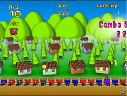 Jumpagon game