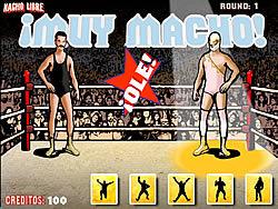 Nacho Libre: Nacho Match-o game
