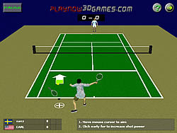 Racket Madness game