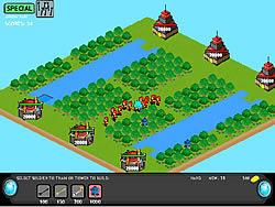 Strategy Defense 4 لعبة