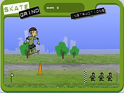 Skate Grind game