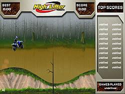Gator Hop game