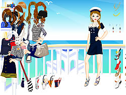 Sailor Girl Dressup 2 oyunu