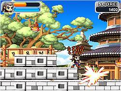 Gioca gratuitamente a Ninja Kid