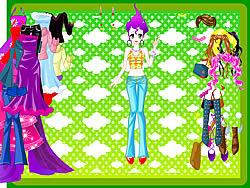 Extreme Fashion Dressup oyunu