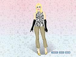 Paris Hilton Makeup game