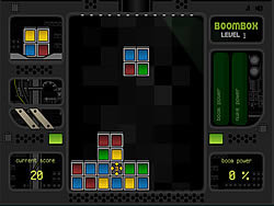 Boom Box لعبة