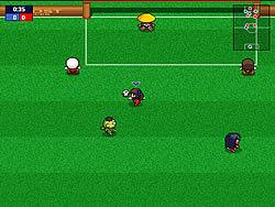Permainan Ghost Soccer
