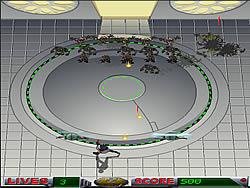 Jogar jogo grátis Alien Hunter