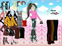 Chique Fashion Dressup oyunu