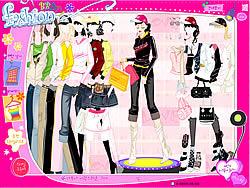 Cool Fashion Dressup 2 oyunu