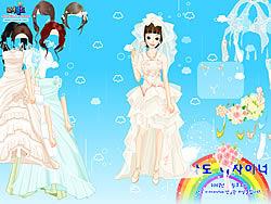 Gioca gratuitamente a Eloise Wedding Dressup