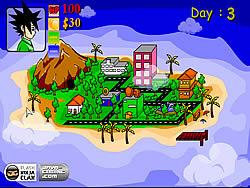 Elliv Island لعبة