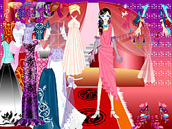 Gioca gratuitamente a Prom Fashion