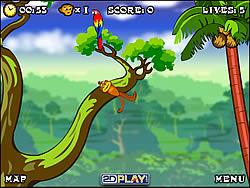 Spider Monkey لعبة