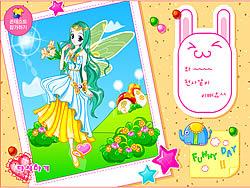 Gioca gratuitamente a Fairy Dressup 3