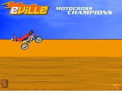 Permainan Motocross Champions