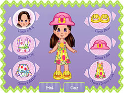 Hawaii Hula Doll game