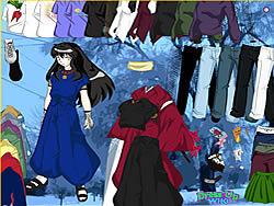 Permainan Inuyasha Dress Up